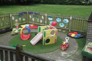 Robins Childcare Baby Garden