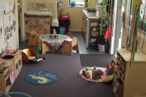 Robins Childcare Baby Room