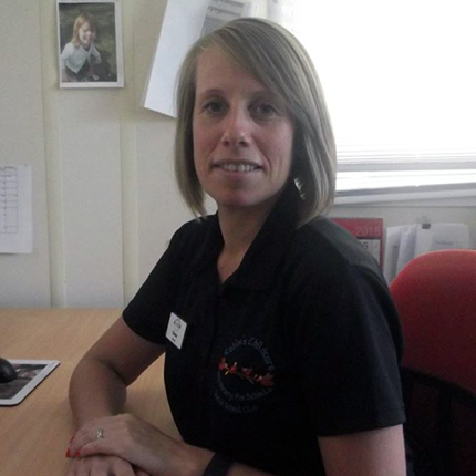 Emma Deakin, Acting Deputy Manager/Senior Room Leader