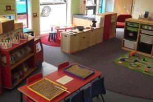 Robins Childcare Pre-School Gruffalos Room