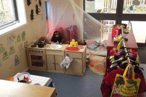 Robins Childcare Toddling Tigers Room Area